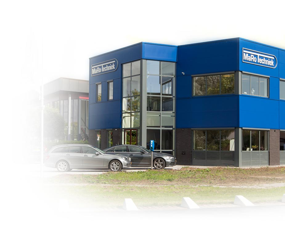 Marotechniek office and workplace Zutphen